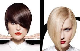 Kreativní účesy Pro ženy Se Středními Vlasy Kreativní Krátké účesy