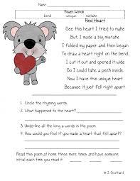 Kids. 1st grade ela worksheets: Framing Questions Worksheets For ...