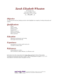 Housekeeping Resume Examples Impressive Simple Housekeeping Resume Sample Templates Word Resume Template