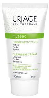 Uriage <b>Очищающий крем</b> Hyseac, 150 мл — купить в интернет ...