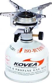 Отзывы на <b>Горелка</b> газовая <b>Kovea Hiker Stove</b> KB-0408 от ...