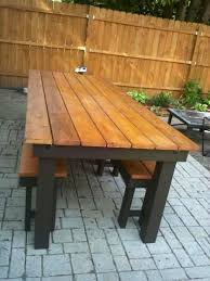 make your own wood patio furniture. best 25+ picnic tables ideas on pinterest | diy table, outdoor and rustic backyard make your own wood patio furniture