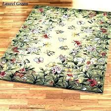 area rugs fl flower rug target f