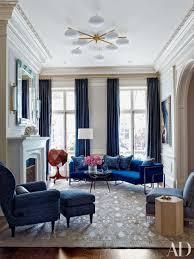 Townhouse Design - Living Room - Decor Ideas   Tall windows ...