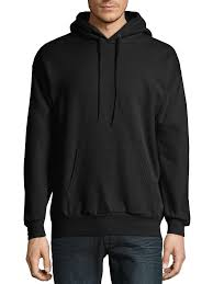 Hanes <b>Men's</b> and <b>Big Men's</b> Ecosmart Fleece Pullover <b>Hoodie</b> ...
