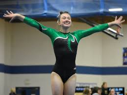 Niwot's Mia Curry wins Class 4A state gymnastics all-around title - Left  Hand Valley Courier