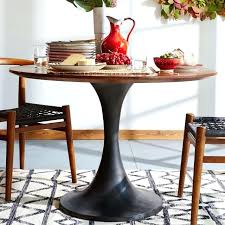 tulip pedestal table exquisite design small pedestal dining table sumptuous cast pedestal dining table tulip saarinen
