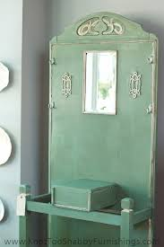painted green furniture. Paint Color Recipes For Chalk Paint® And Milk | Knot Too Shabby Furnishings Painted Green Furniture