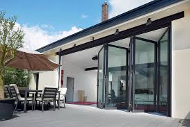 reynaer aluminium folding door