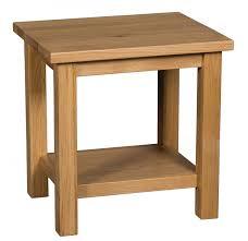 oak side table. Waverly Oak Side Table