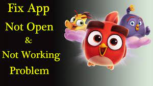 Angry Birds Dream Blast App Not Working Issue |