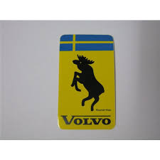 Ferrari 458 vs volvo amazon '67 vöcks. Volvo Sticker Inch Mooseinch Like Ferrari Horse Yellow Blue Volvo Part Number Elandv