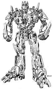 Small Picture Transformers 4 Coloring Pictures 30 transformers colouring pages