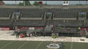 Zac Brown Band Stage Will Give Everyone A Great Seat At Stambaugh Stadium