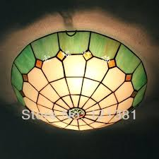 tiffany style ceiling lamp shades style ceiling light stained glass lampshade handcrafted classic style lighting fixtures