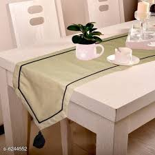 table runner trendy unique table