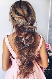72 Best Wedding Hairstyles For Long Hair 2019 Vlasy A Kozmetika