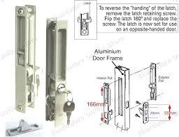 sliding glass door lock replacement replace sliding glass door lock photo com handle idea andersen sliding patio door lock parts