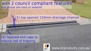 Australian Ramp Design Driveway Kerb Or Curb Ramps Designed For Layback Kerbs Made