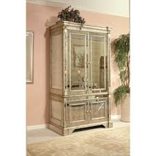 borghese mirrored furniture. Bassett Mirror Borghese Armoire Mirrored Furniture