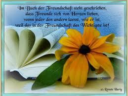 Buch Blume Gedicht Grußkarten E Cards Postkarten Freundschaft