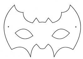Maschera Batman1 Disegno Da Colorare Gratis Disegni Da Colorare E