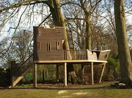 childrens wooden pirate ship playhouse
