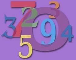 Resultado de imagen de numeros