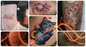 значение тату котенок смысл история фото рисунка эскизы