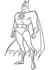 Superman Kleurplaat Printen Thingunitcom