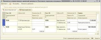 Курсовые разницы в С lc audit Оплата 1000 eur по курсу 302 63 в тенге 302630