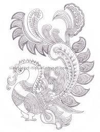 simple art and craft madhubani