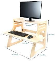 standing desk diy stand up best ideas on desks adjustable kit standing desk diy motorized adjustable top