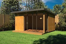 outdoor office space. Executive Garden Office Outdoor Space