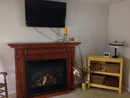 how to hide cords on wall mounted tv above fireplace elegant how to hide these ugly