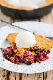 raspberry blueberry oatmeal cake recipe