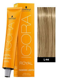 Schwarzkopf Igora Royal Fashion Lights Hair Color Glamour
