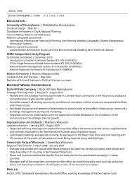 Legislative Assistant Sample Resume