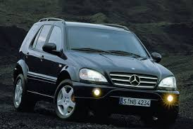 Mercedes W163 ML55 AMG: Problems and Recalls