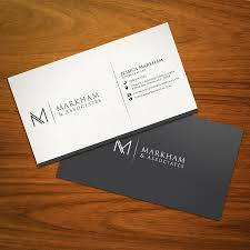 business card office jessgha picked a winning design in their logo business card law