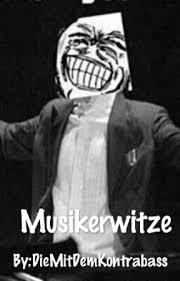 Musikerwitze Querflöte Wattpad
