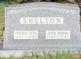 Mrs Effie M. Manly Shelton (1883-1948) - Find A Grave Memorial