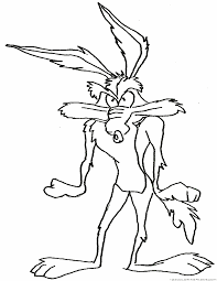 Small Picture Wile coyote and road runner Coloring Pages Part 2