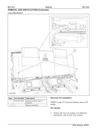 ford mustang convertible top inoperable for down operation graphic