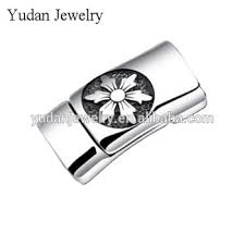 whole custom jewelry accessories snless steel magnetic clasp