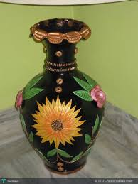 Pot Decoration Designs Decorative Flower Pot Touchtalent For Everything Creative 51