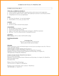 Clinical Psychologist Cover Letter 7 8 Psychology Cover Letter Examples Crystalray Org