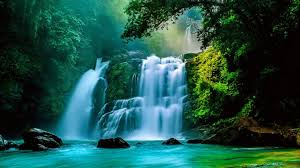 Beautiful Waterfall Wallpaper ...