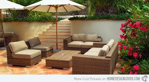 Tips in Designing an Outdoor Living Room