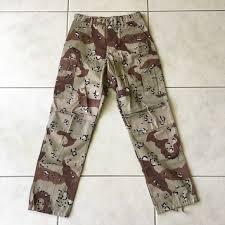 Rothco Pants Size Chart Rothco Desert Camo Pants Size Small 27 31